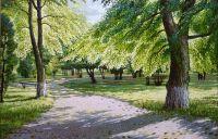 Лето в парке