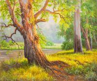 Там, где дремлет лес священный