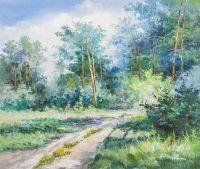По дороге в изумрудный лес