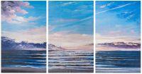 Рассвет над океаном. Триптих