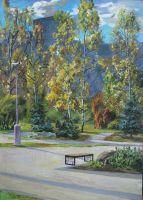 Зеленоградский пейзаж