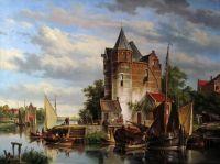 Окраина Амстердама