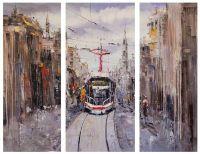 Городские истории N2 Триптих