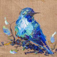 Синяя птица счастья N4