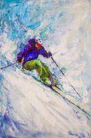 Горные лыжи N4