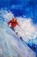 Горные лыжи N5