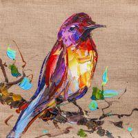 Певчая птичка N3