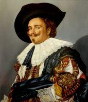 Улыбающийся кавалер (коп с Хальса)