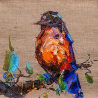 Певчая птичка N4