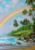 Гавайи радуга. Копия.