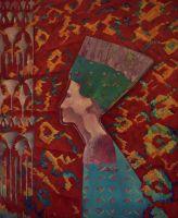 МИФ-XIV. ЕГИПЕТ110*90 cm, оригинальная картина маслом